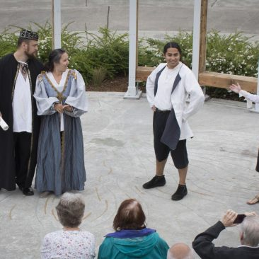 Three weeks left in our summer of Shakespeare