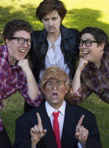 Comedy of Errors cast