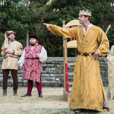 Richard II moves to Seward for August 18 show