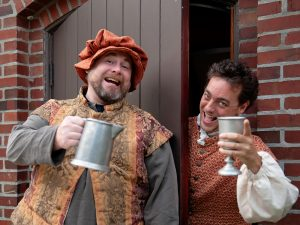 Falstaff and Hal
