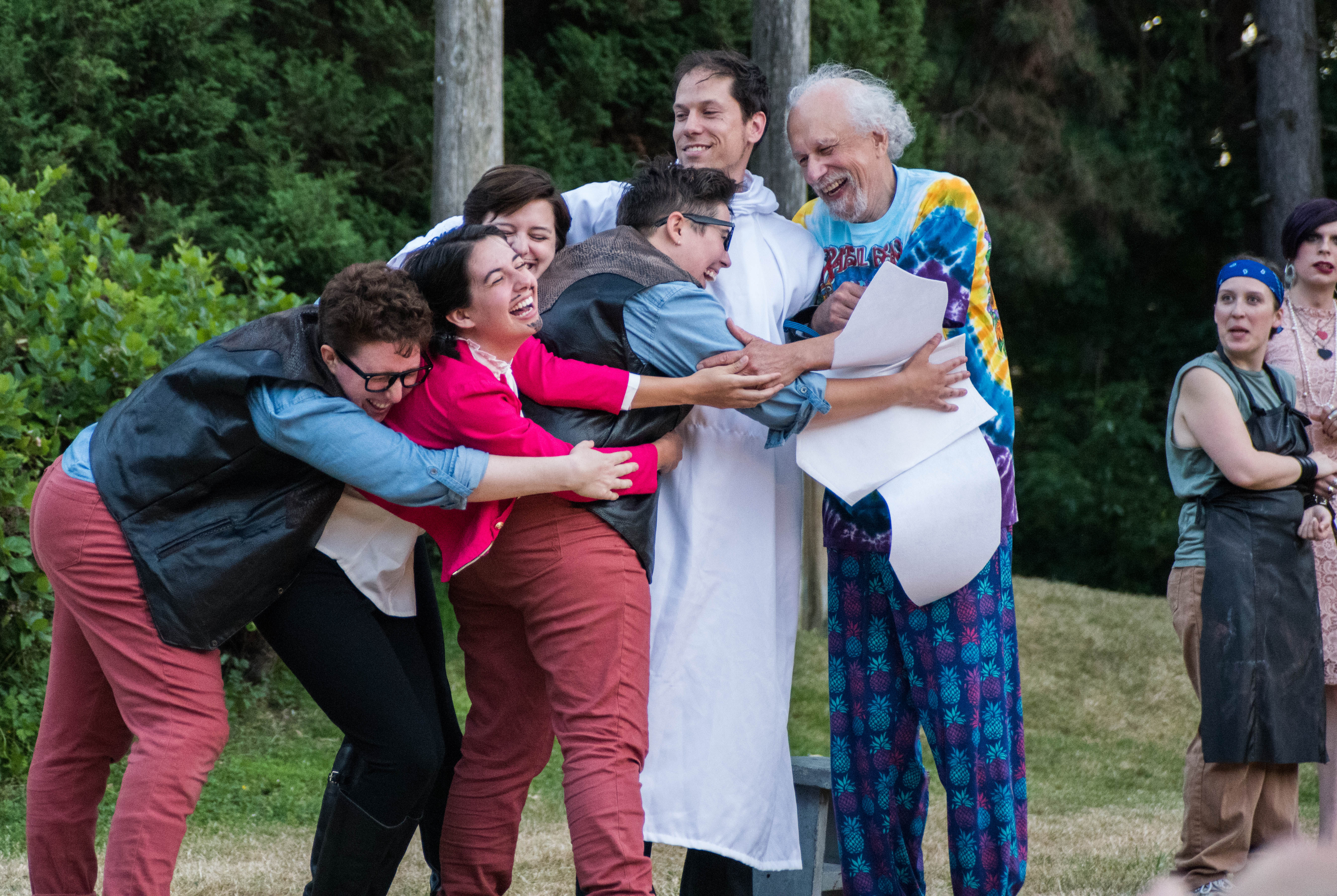 GreenStage Comedy of Errors